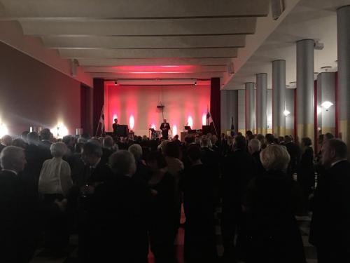Iltajuhla päättyi tanssiaisiin jonka tahdit takasi Kaartin varusmiesbändi solistinaan Mikael Konttinen, joka myös juonsi iltajuhlan. Lämmin kiitos kaikille mukana olleille sekä järjestelyihin osallistuneille